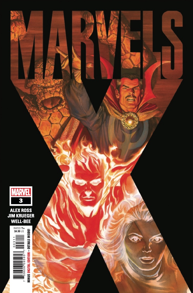 Marvel Preview: Marvels X #3