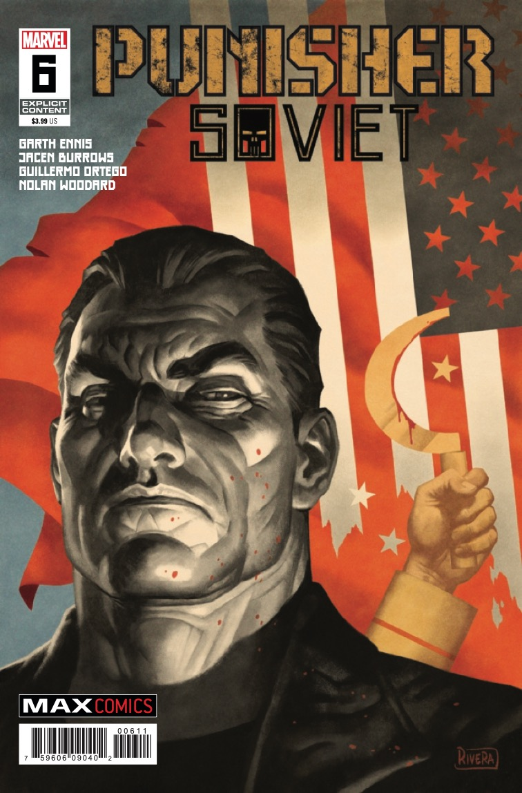 Marvel Preview: Punisher: Soviet #6