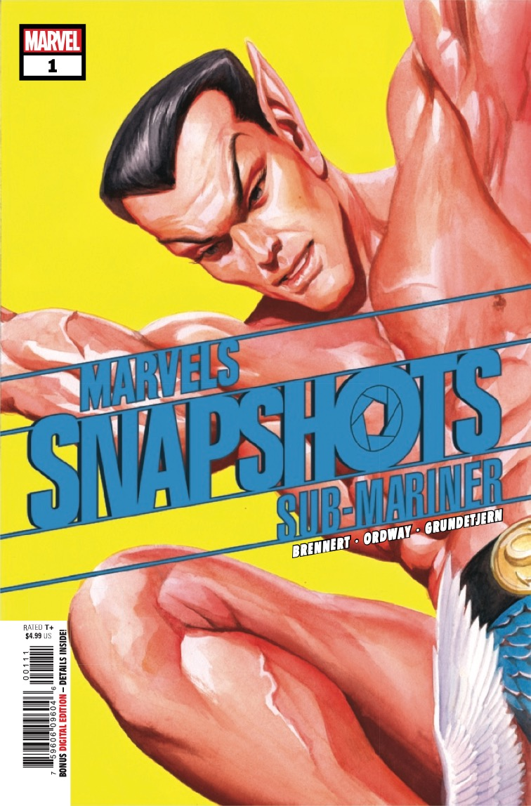 Marvel Preview: Marvels Snapshots: Sub-Mariner #1