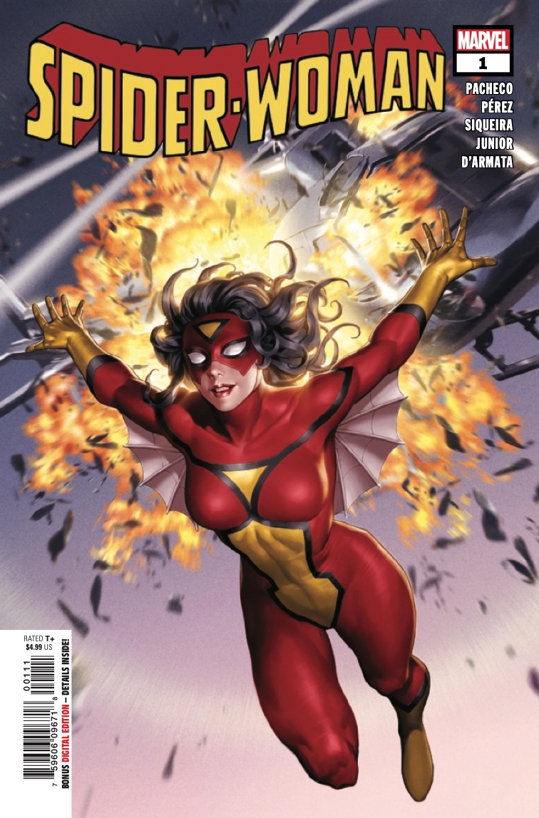 Marvel Preview: Spider-Woman #1