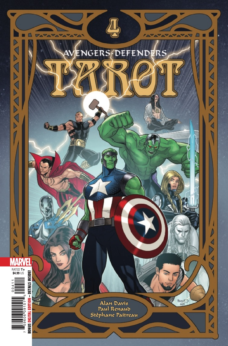Marvel Preview: Tarot #4