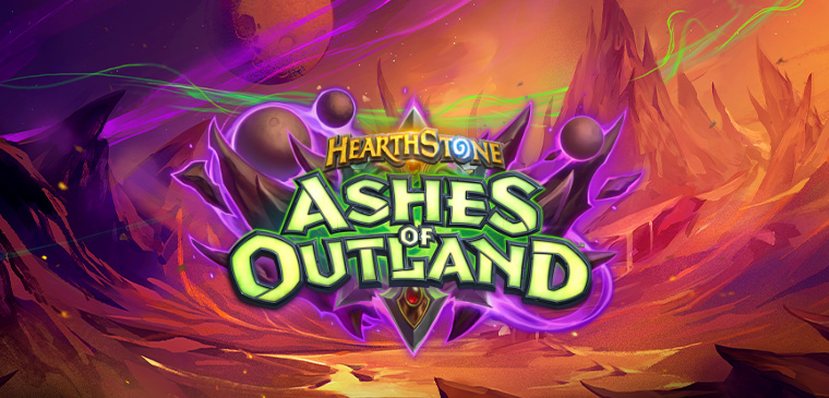 Hearthstone's new expansion Ashes of Outland announced
