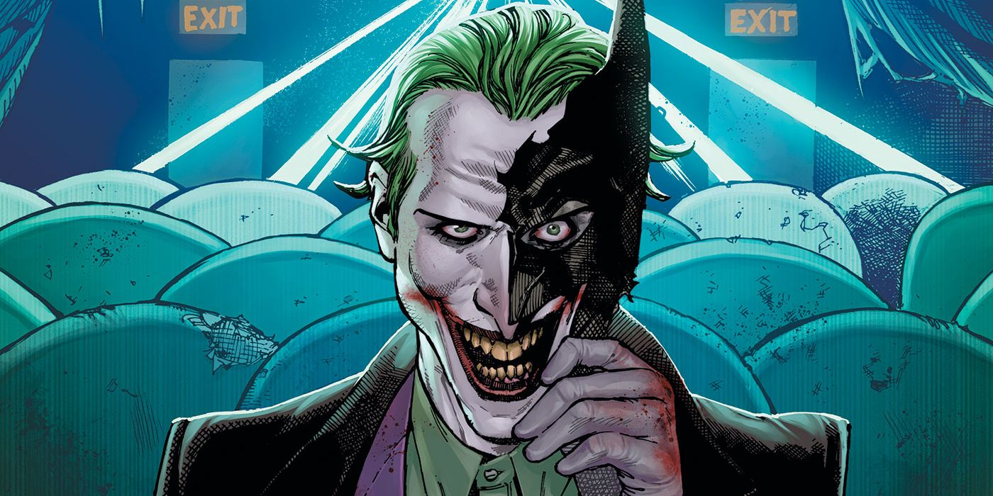 'Joker War' solicitations and cover art reveals Batman, Batgirl, and Nightwing are not safe