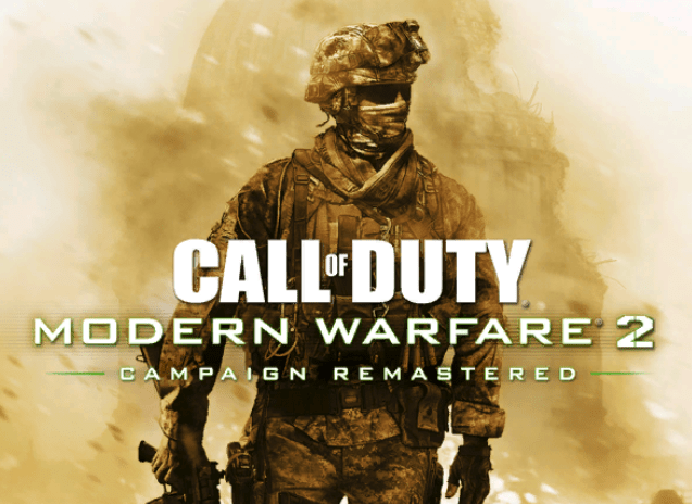 Call of Duty: Modern Warfare 2 Campaign Remastered leaked