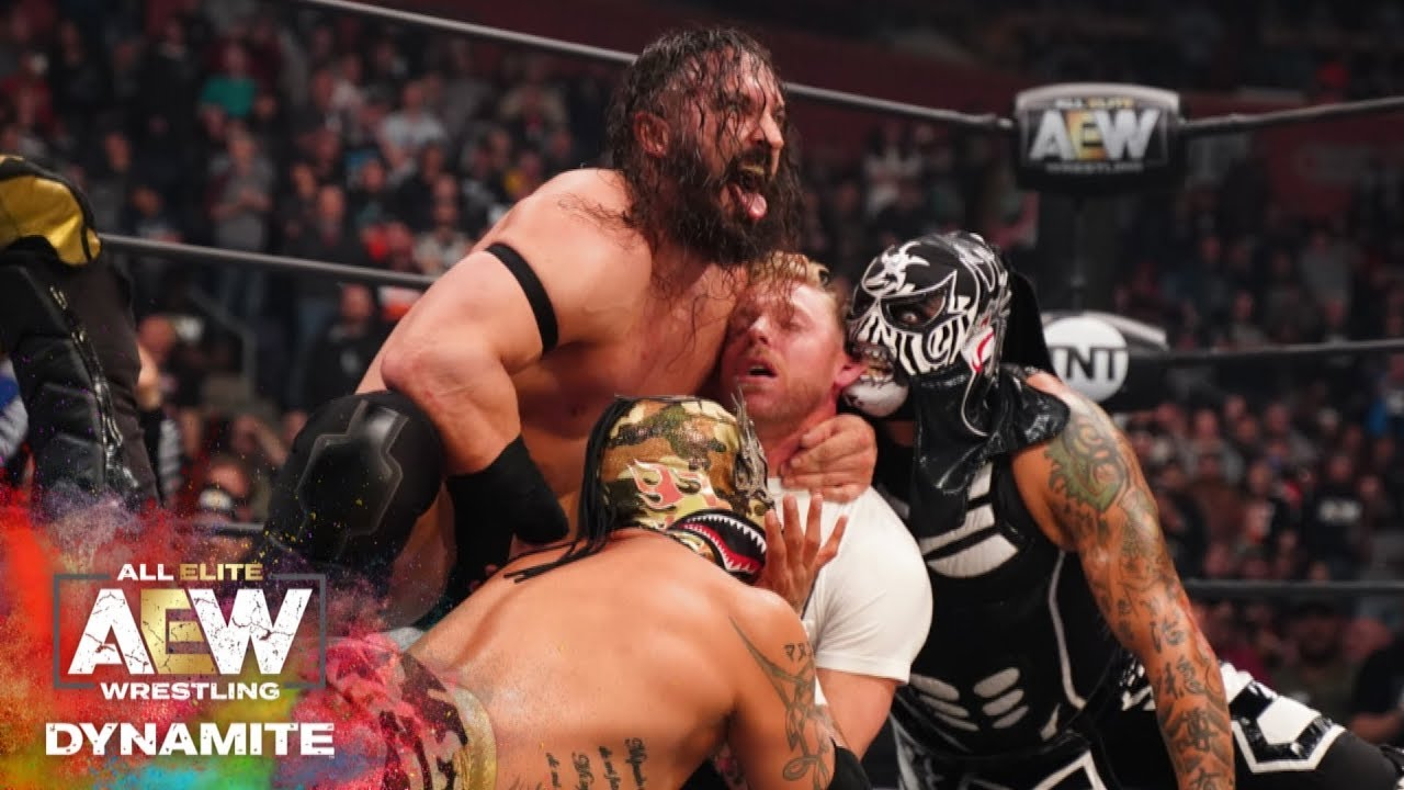 AEW Dynamite recap: March 4, 2020