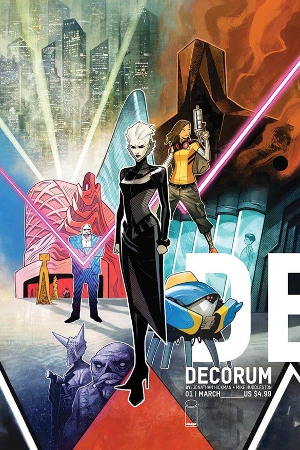 Decorum #1 review
