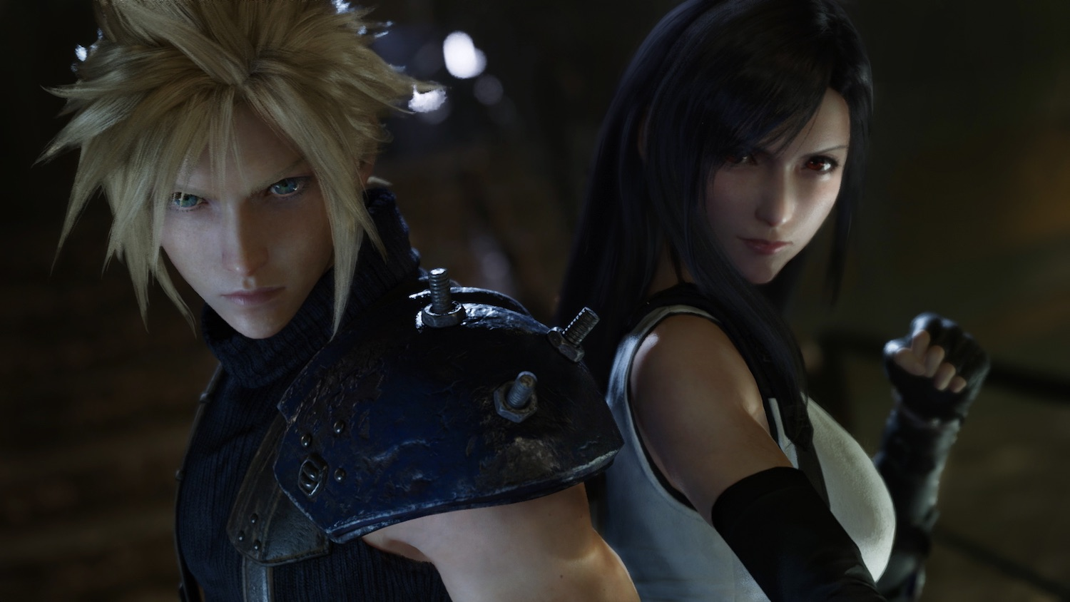 Final Fantasy VII Remake demo is available for download now