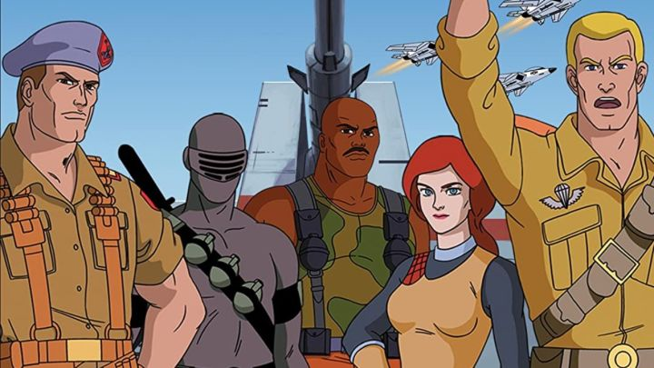 Hasbro releases free classic episodes of G.I. JOE