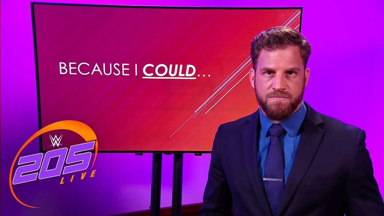 Why WWE should push Drew Gulak: a PowerPoint presentation