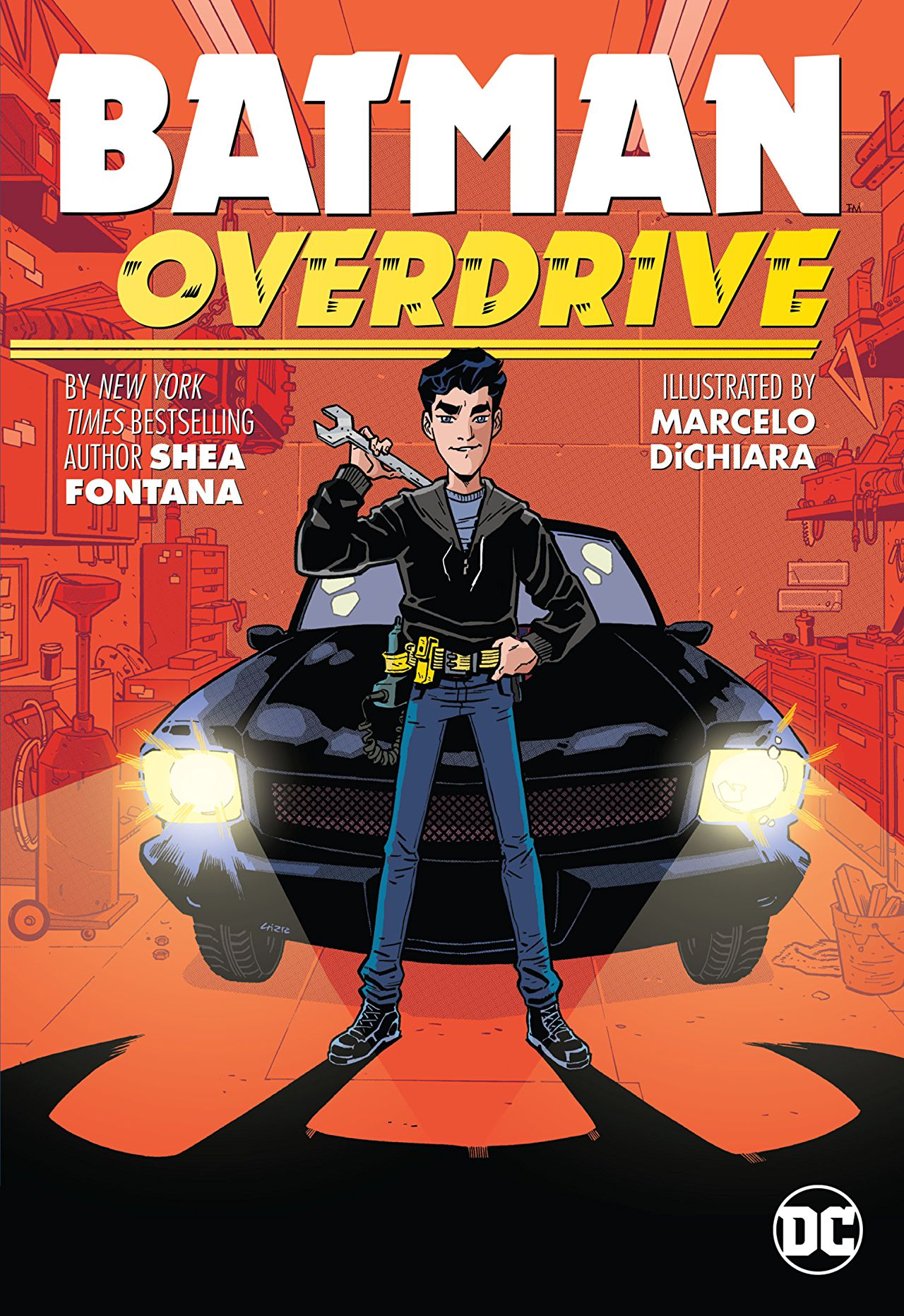 Batman: Overdrive Review