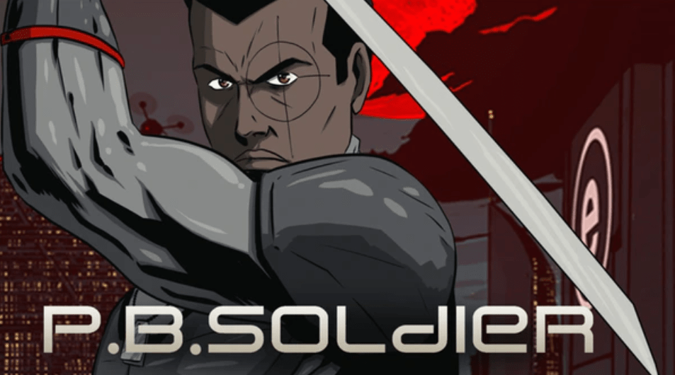 Kickstarter Alert: Computer science through superheroes with Naseed Gifted and 'P.B. Soldier'