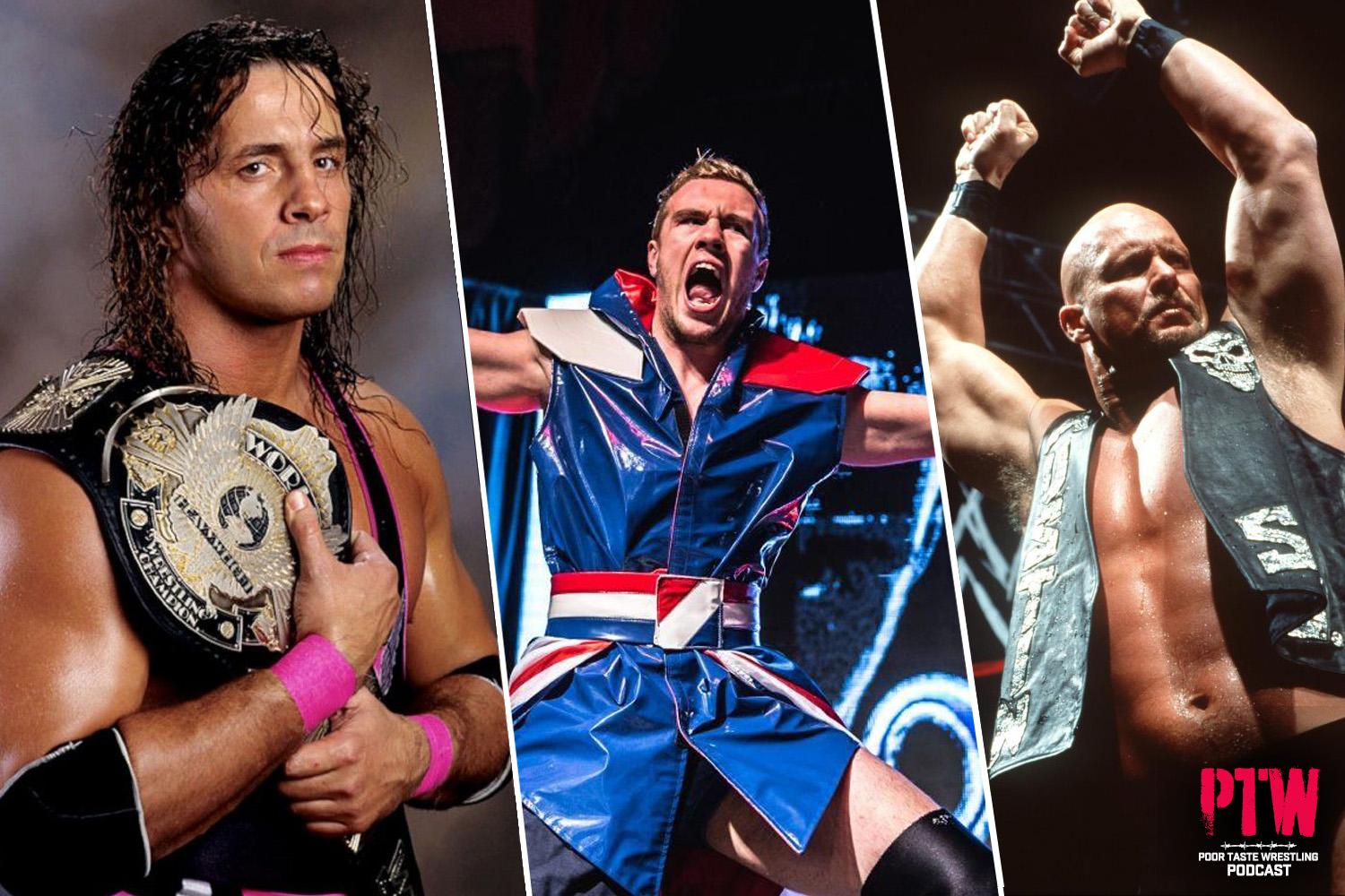 WrestleMania gets some major changes, empty arena wrestling is our new reality, and Bret Hart hates everything.