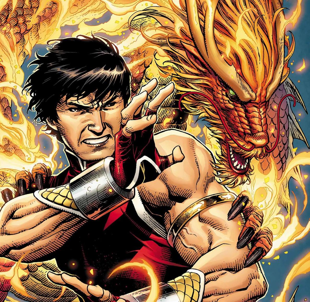 Marvel Comics unleashes 'Shang-Chi' #1 trailer