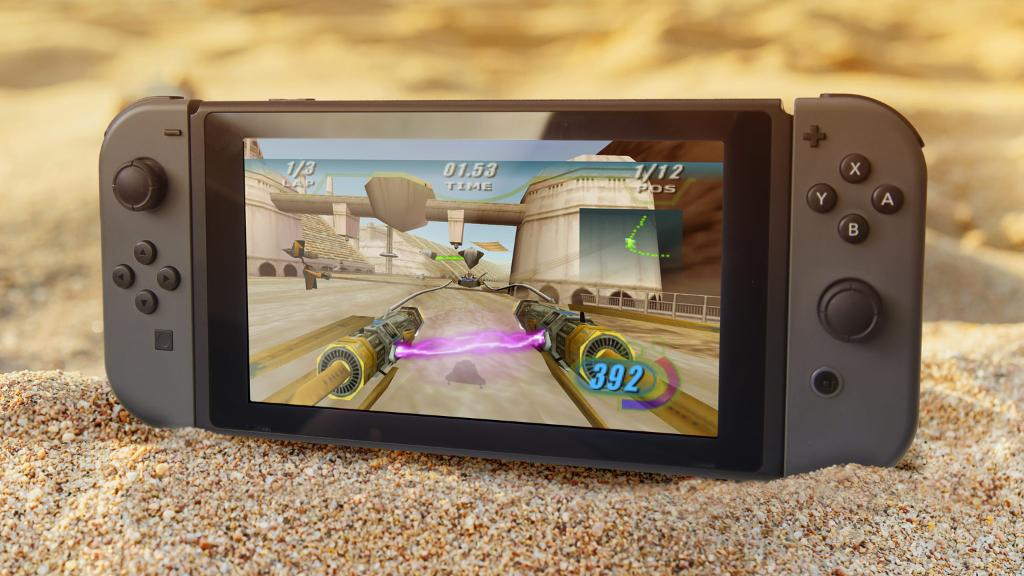 Star Wars: Episode I Racer is coming to Nintendo Switch and PS4