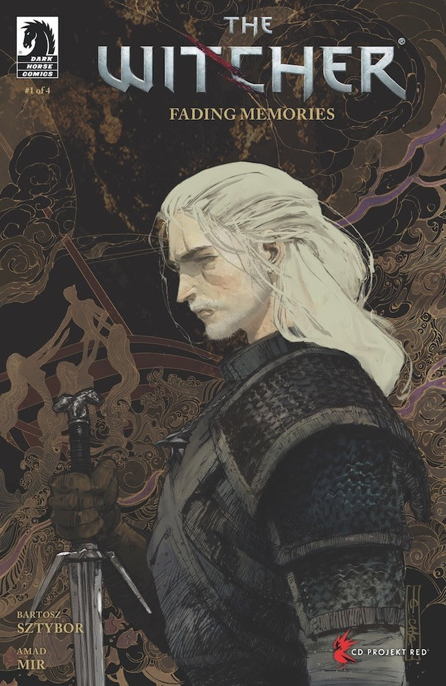 New 'The Witcher: Fading Memories' series set to continue Geralt of Rivia's story