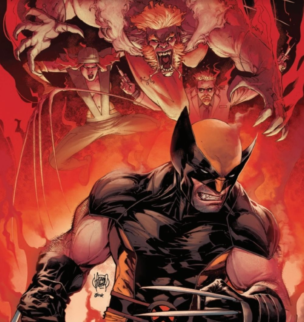 Wolverine #2 Review