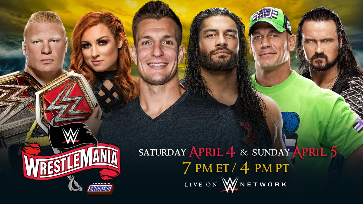 WrestleMania may be exactly what we need right now