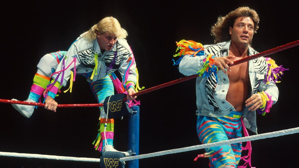 Everyone remembers Shawn throwing Marty through the window, but there's arguably a more important tag team split.