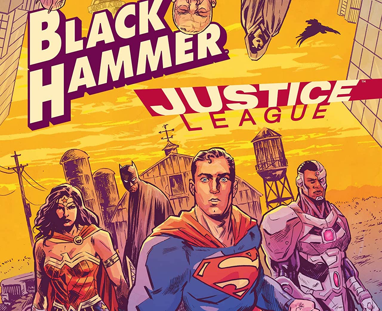 A good lead-in to the Black Hammer universe.