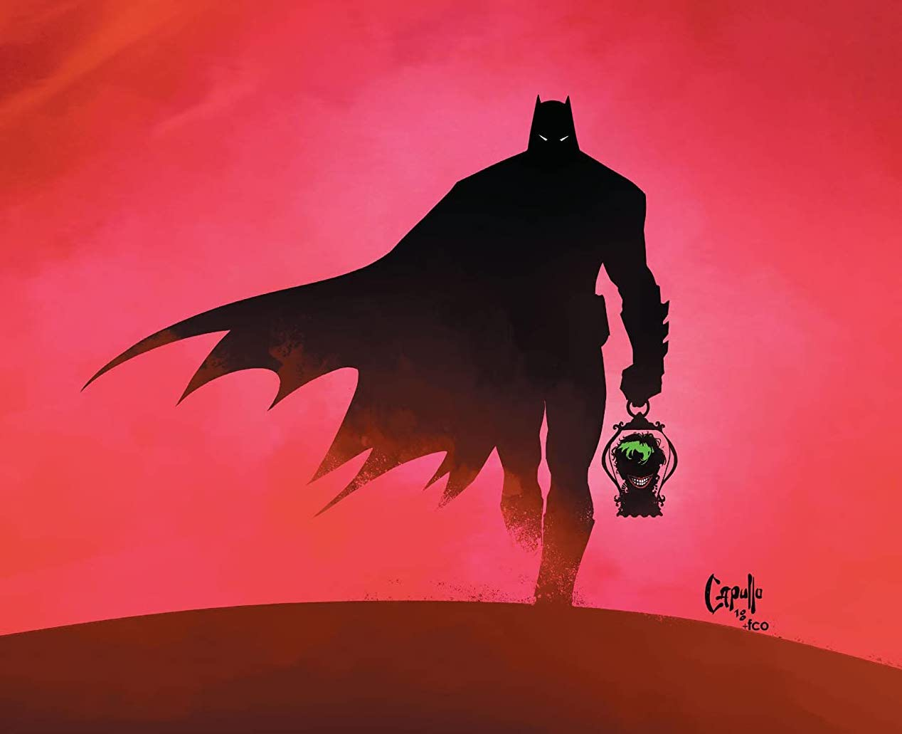 The beginning of Scott Snyder and Greg Capullo's 'final' Batman story can now be read online for free.