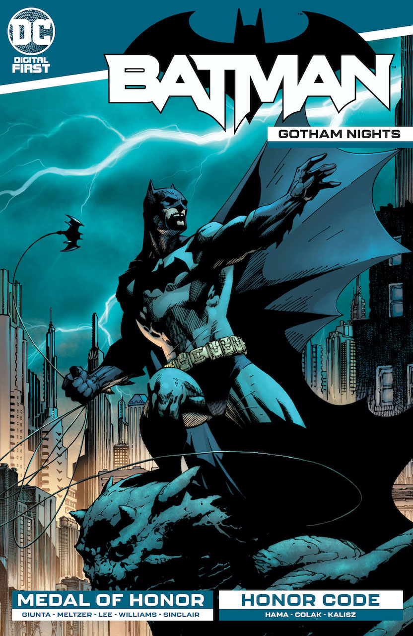 DC Comics announces new slate of digitally available comics 7 days a week