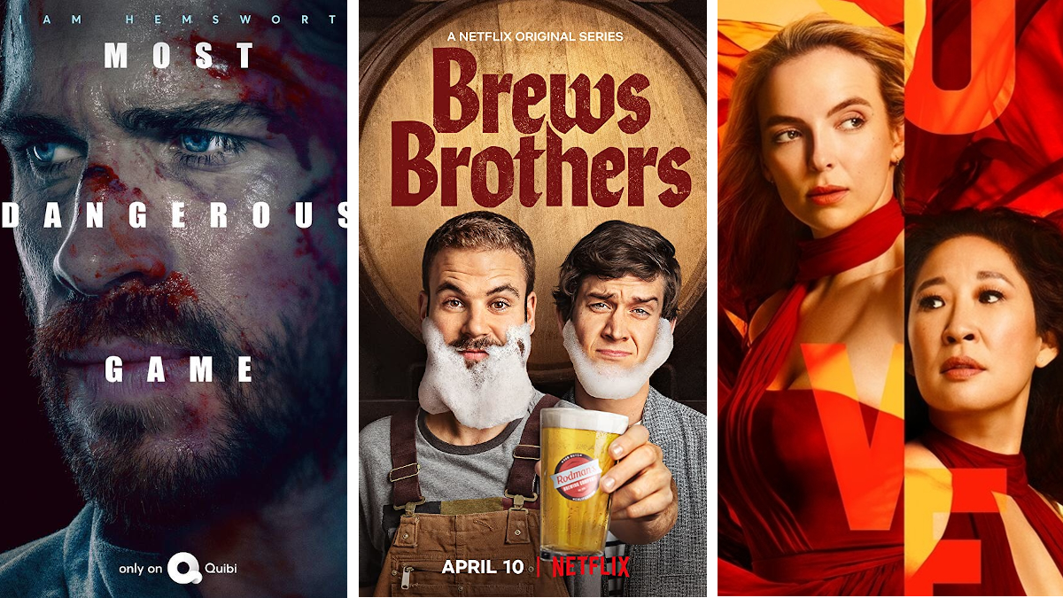 Channel Surfing: TV Picks for the Week of 04/06/2020
