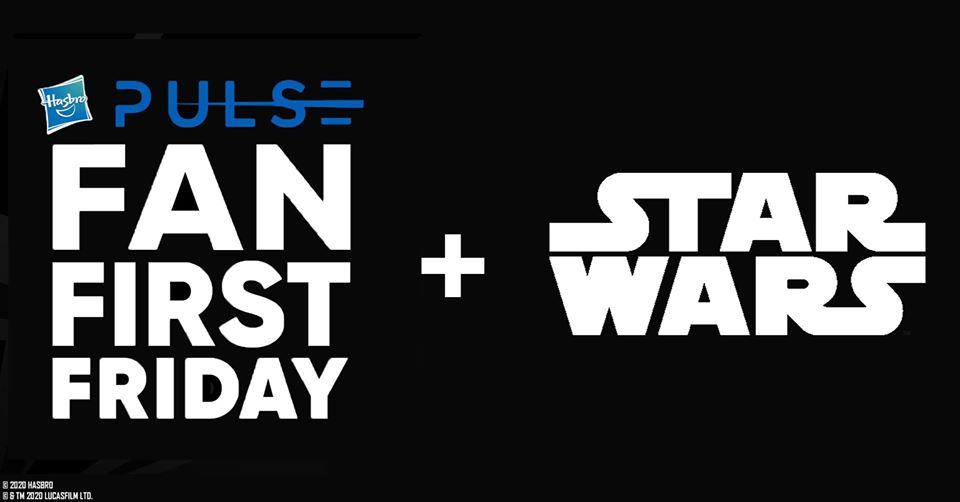 We may be getting some new Star Wars figures this weekend.