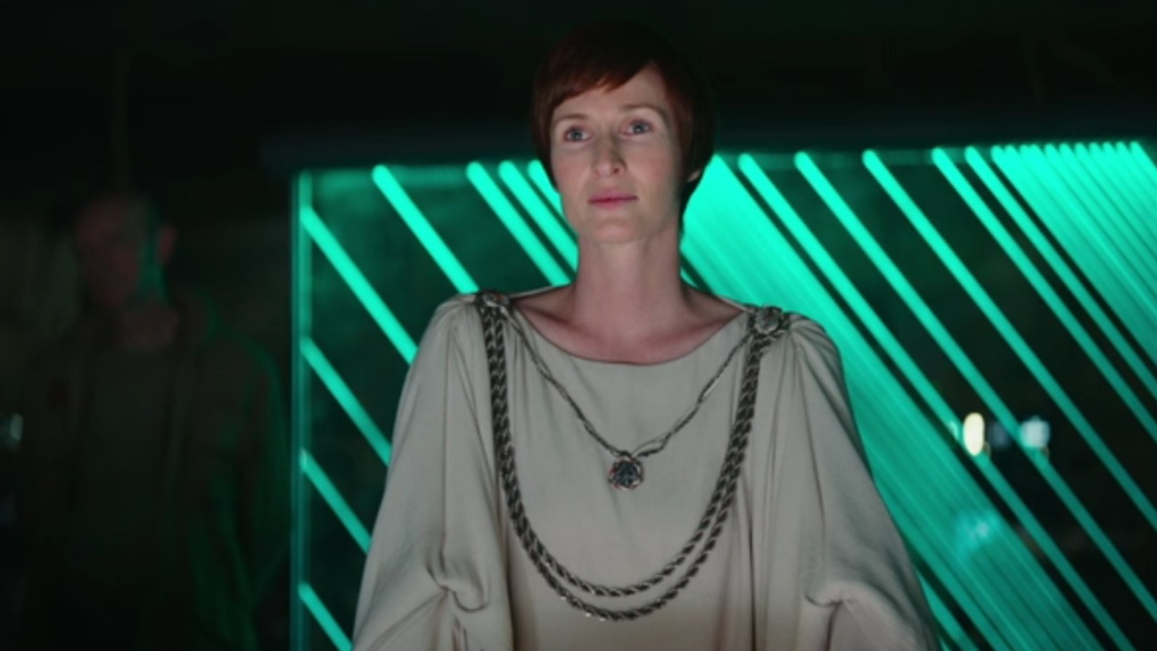 Genevieve O'Reilly will reprise role as Mon Mothma for 'Rogue One' prequel series