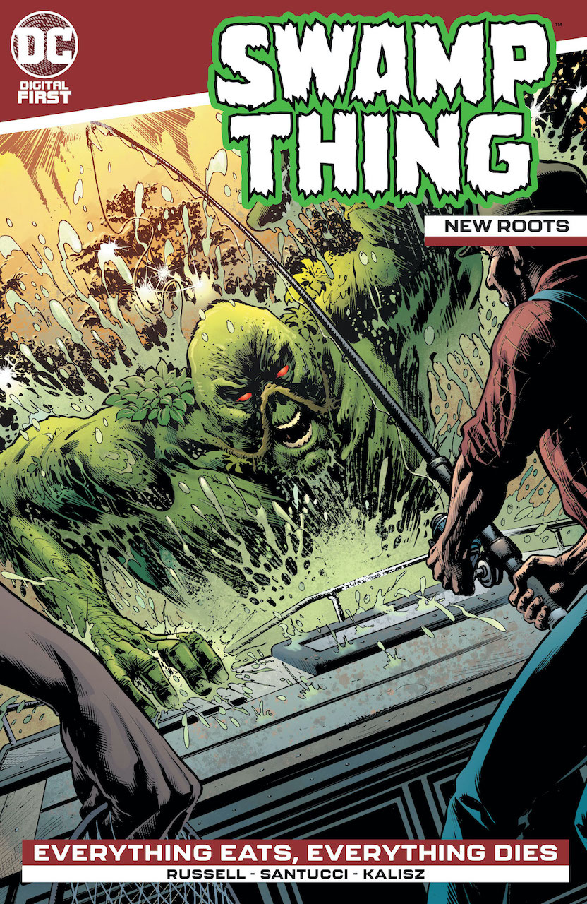 DC Preview: Swamp Thing: New Roots #2