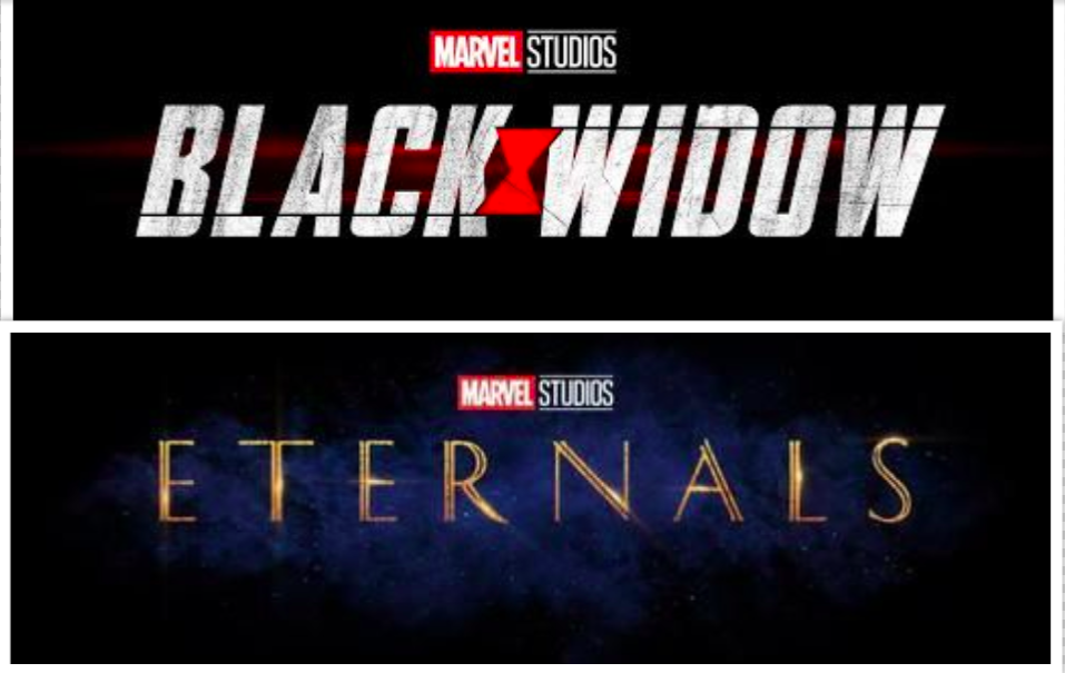 'Black Widow' and 'The Eternals' get new release dates