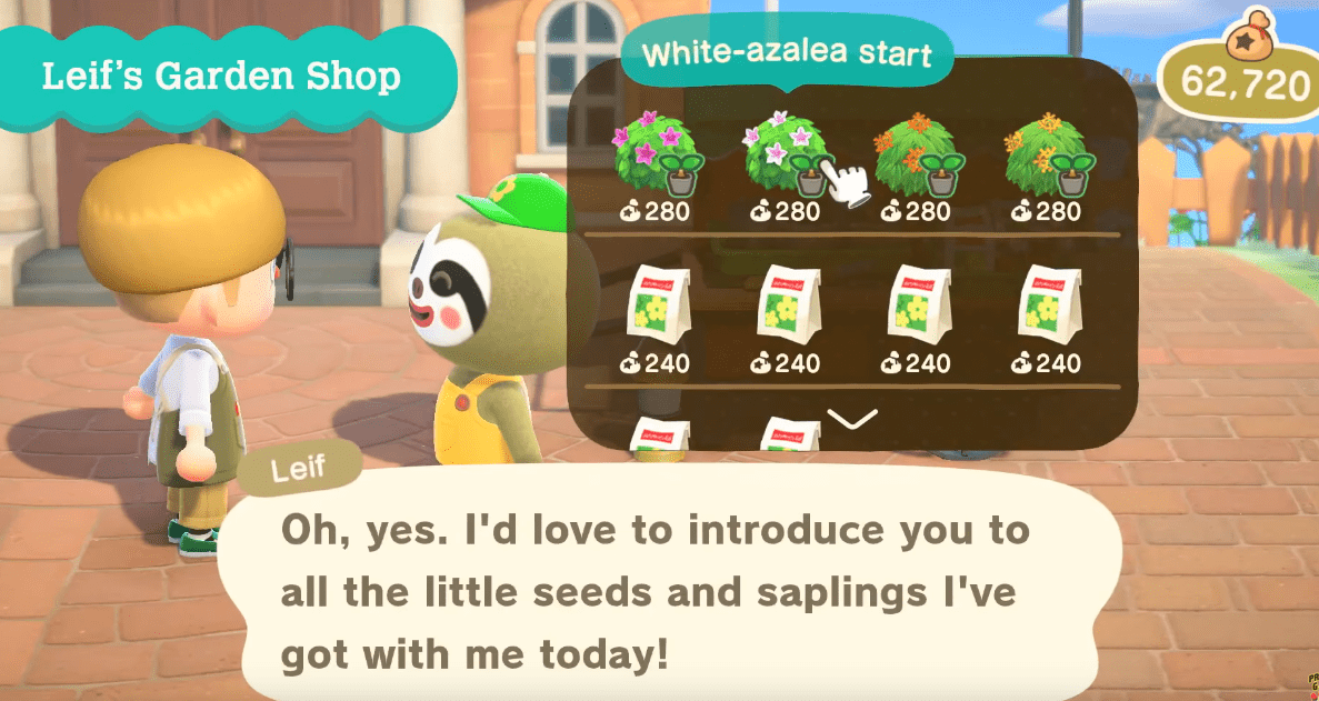 Animal Crossing: New Horizons' new update adds garden shop, expanded museum, Nature Day event, and more