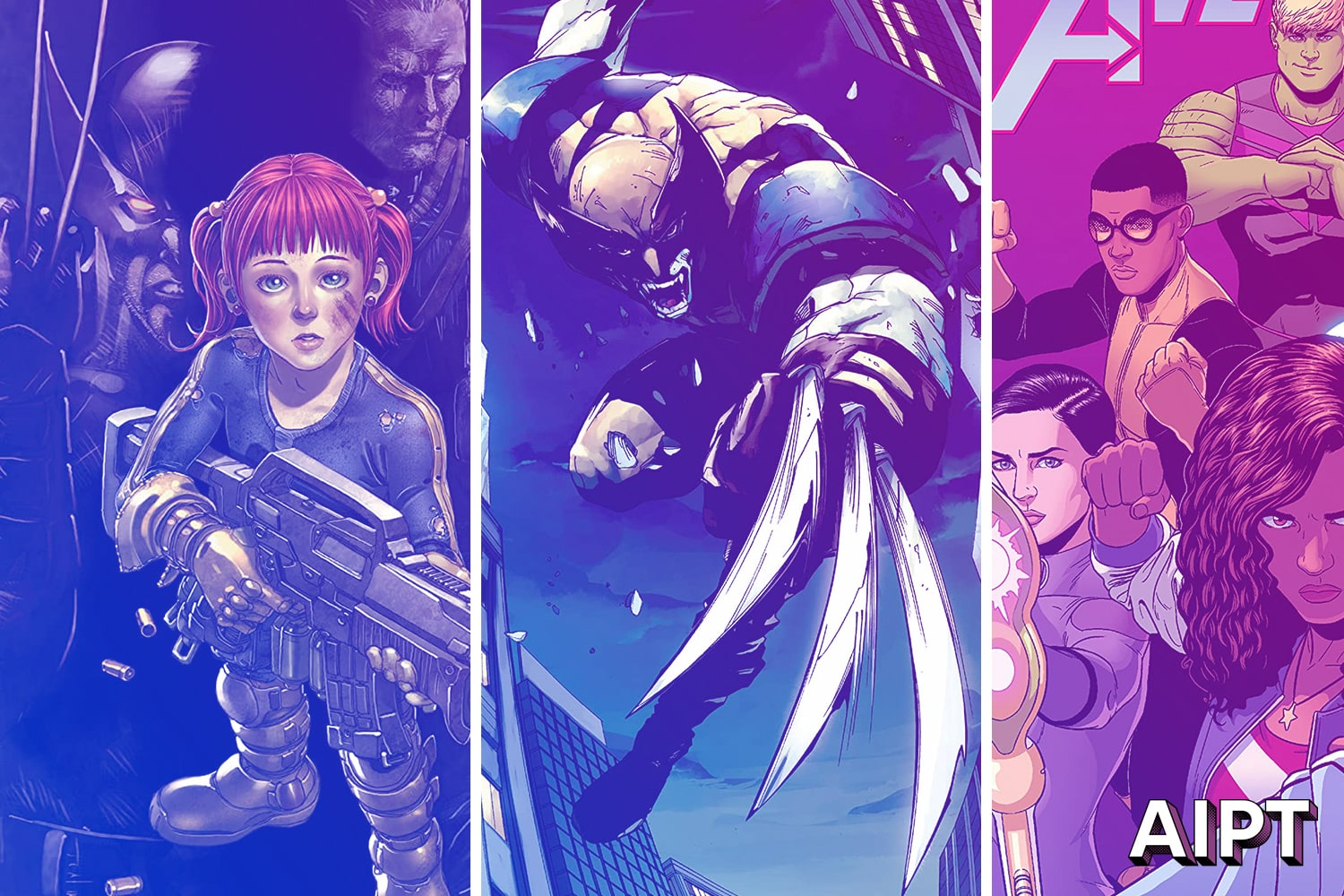 Marvel Comics has made it clear they won't be releasing new comics this week digitally or physically, but that doesn't mean they won't be releasing new and old collections. Out on comiXology fans can catch up on some key titles as well as brush up on some classic tales. This week there are five collections with some continuing a line of reprintings--like What If? Volume 4-- and others releasing in print for the first time newer collections.