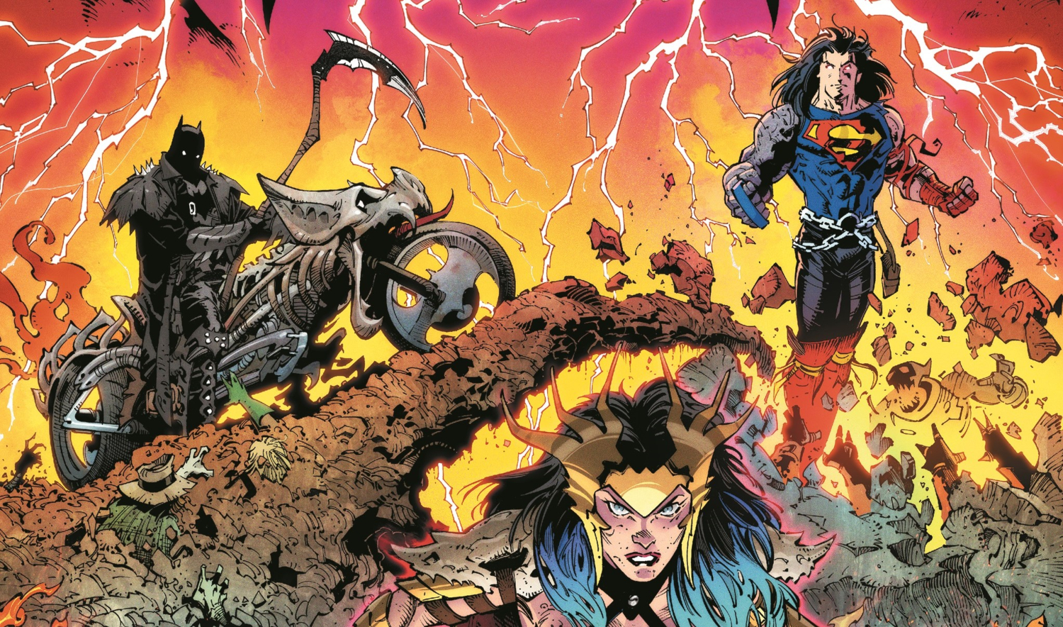 The Road to 'Death Metal': Reexamining 'Dark Nights: Metal' to plot DC's future