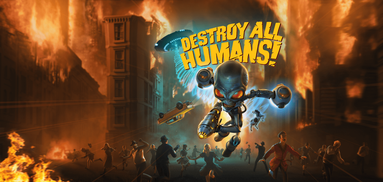 Destroy All Humans! remake invades July 28