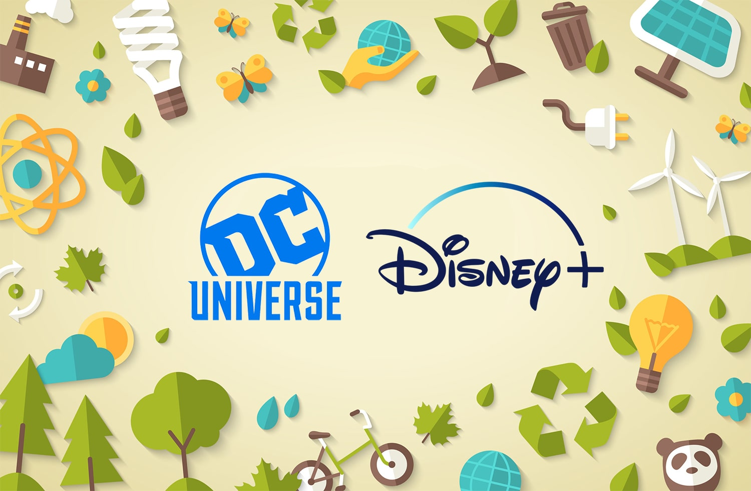 Happy Earth Day: The best way to stream and celebrate with DC Universe and Disney+