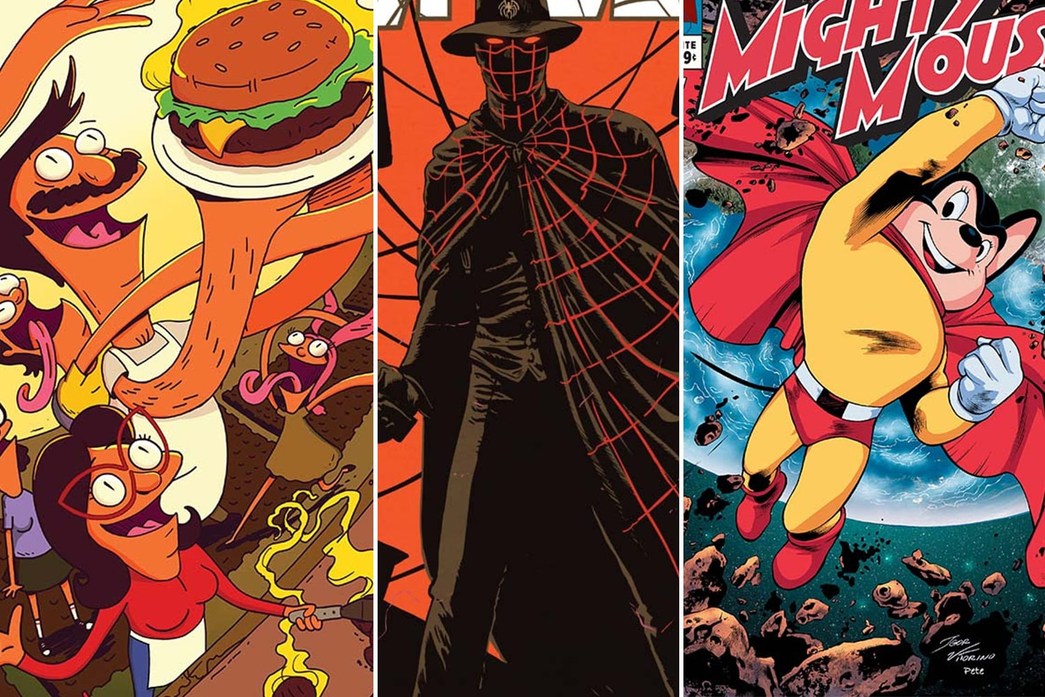 Dynamite launches wave three of their free first issues featuring 12 titles