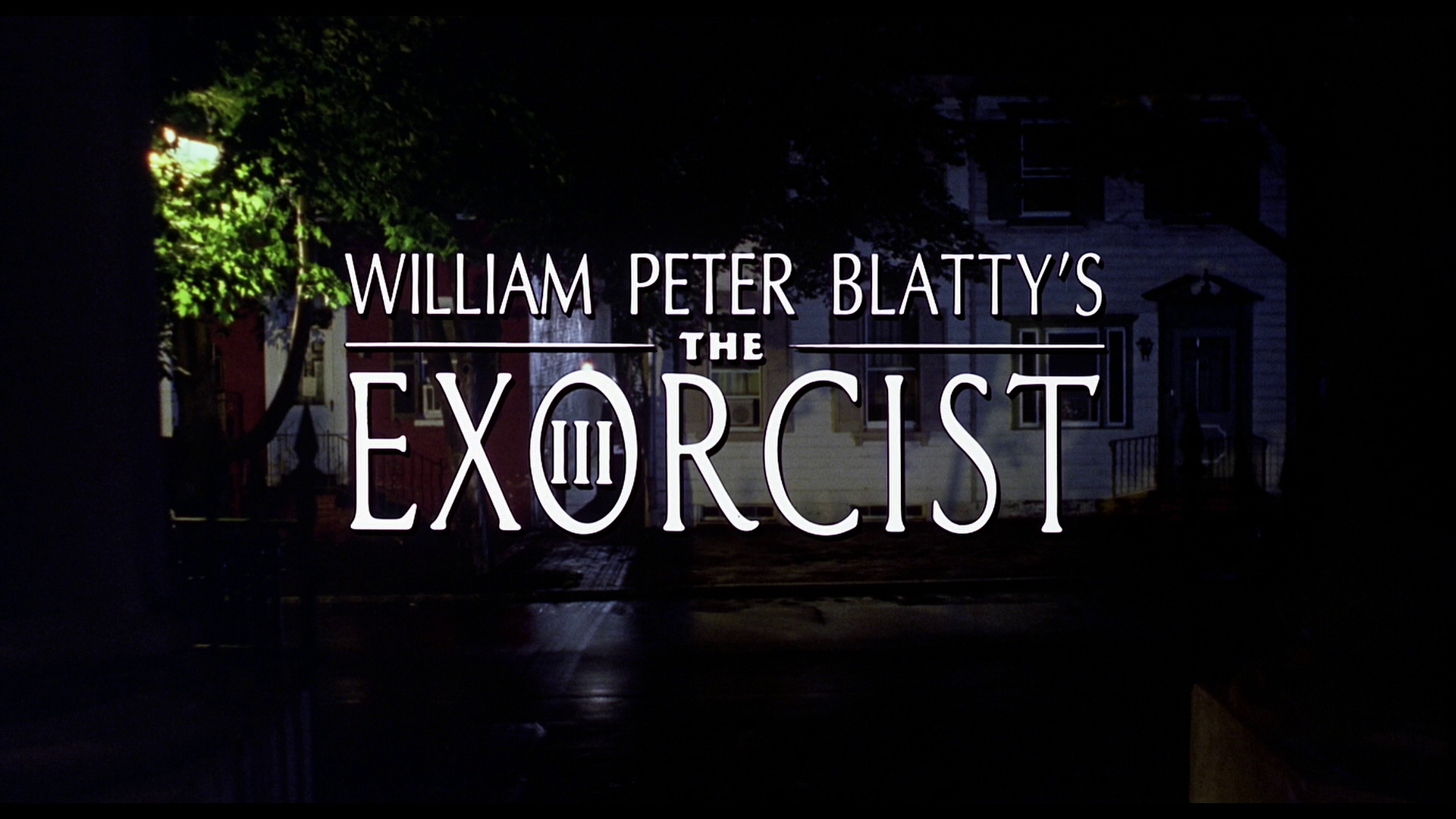 Adventures in Movies! Looks at...The Exorcist 3