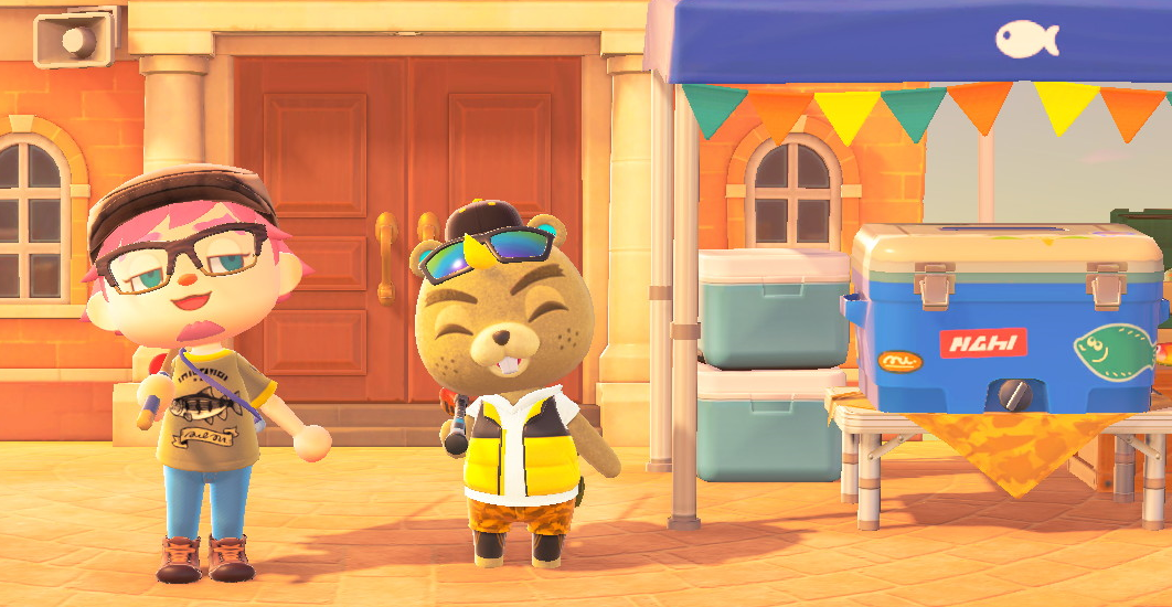 Chip and the challenges of New Leaf are a thing of the past.