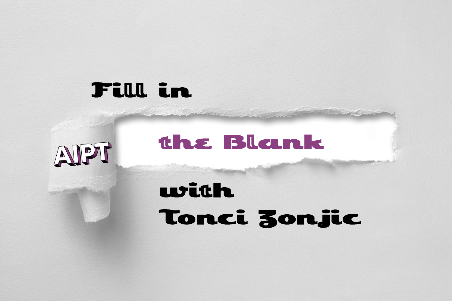 Fill in the Blank: Tonci Zonjic