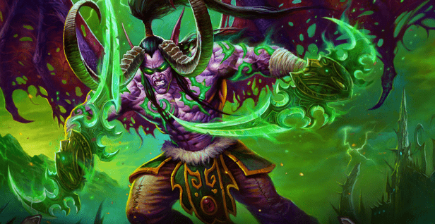 Bust out your warglaives and get ready to fight some demons.