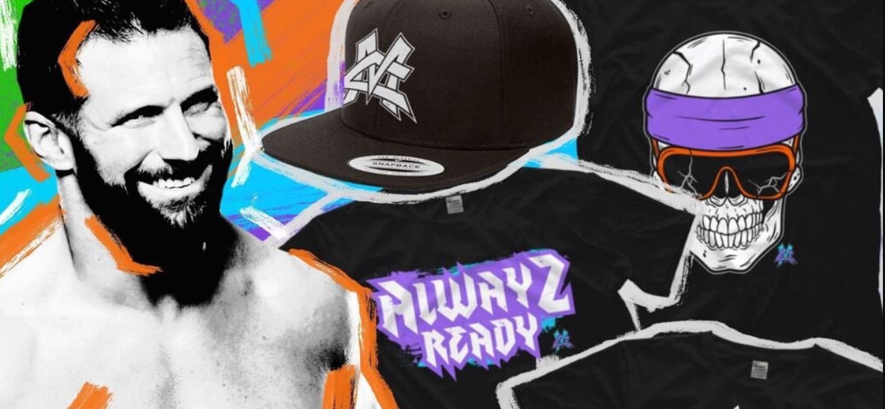 The former Zack Ryder files multiple trademarks following WWE release