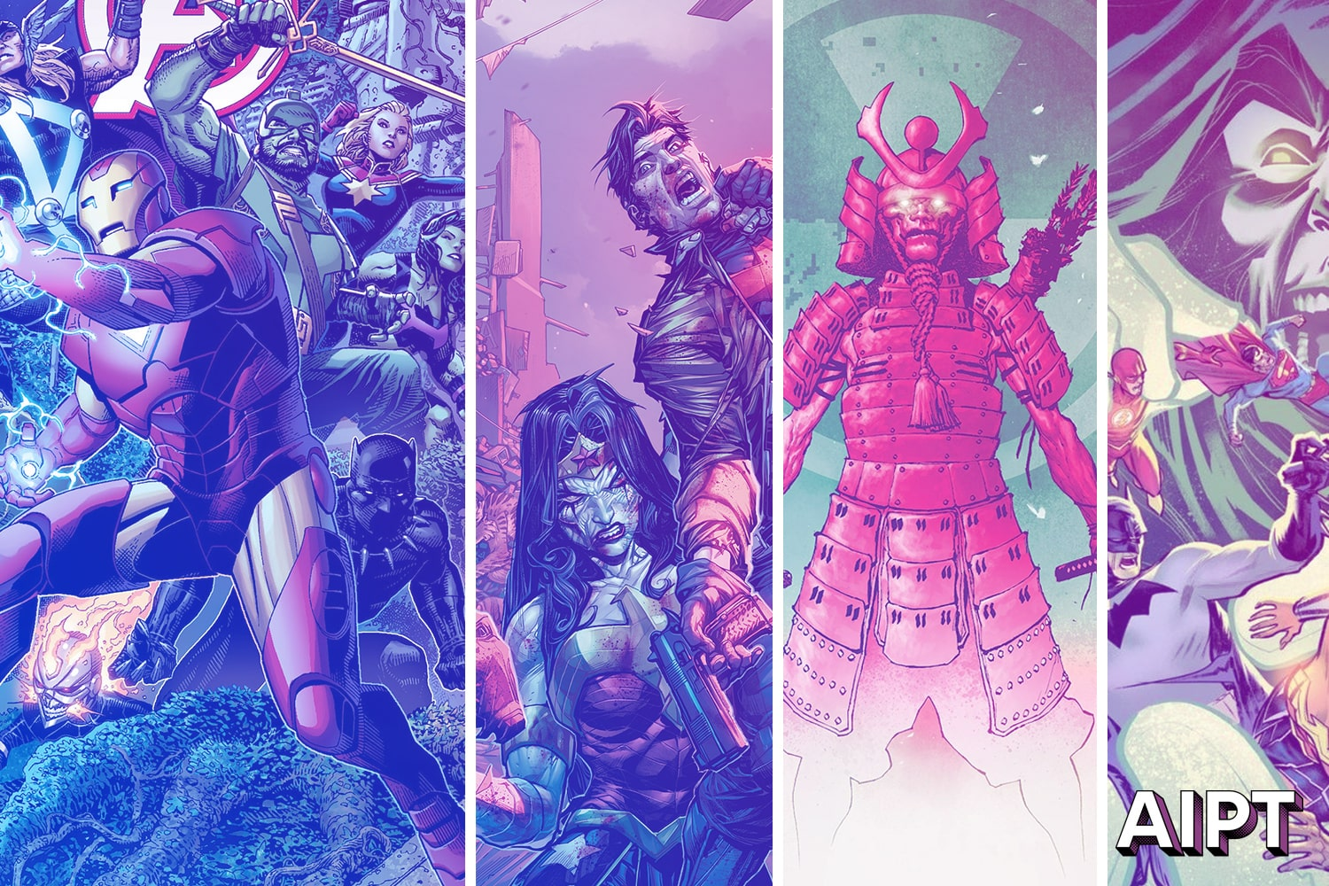 Full list of every new comic book set to release May 5 to May 26, 2020