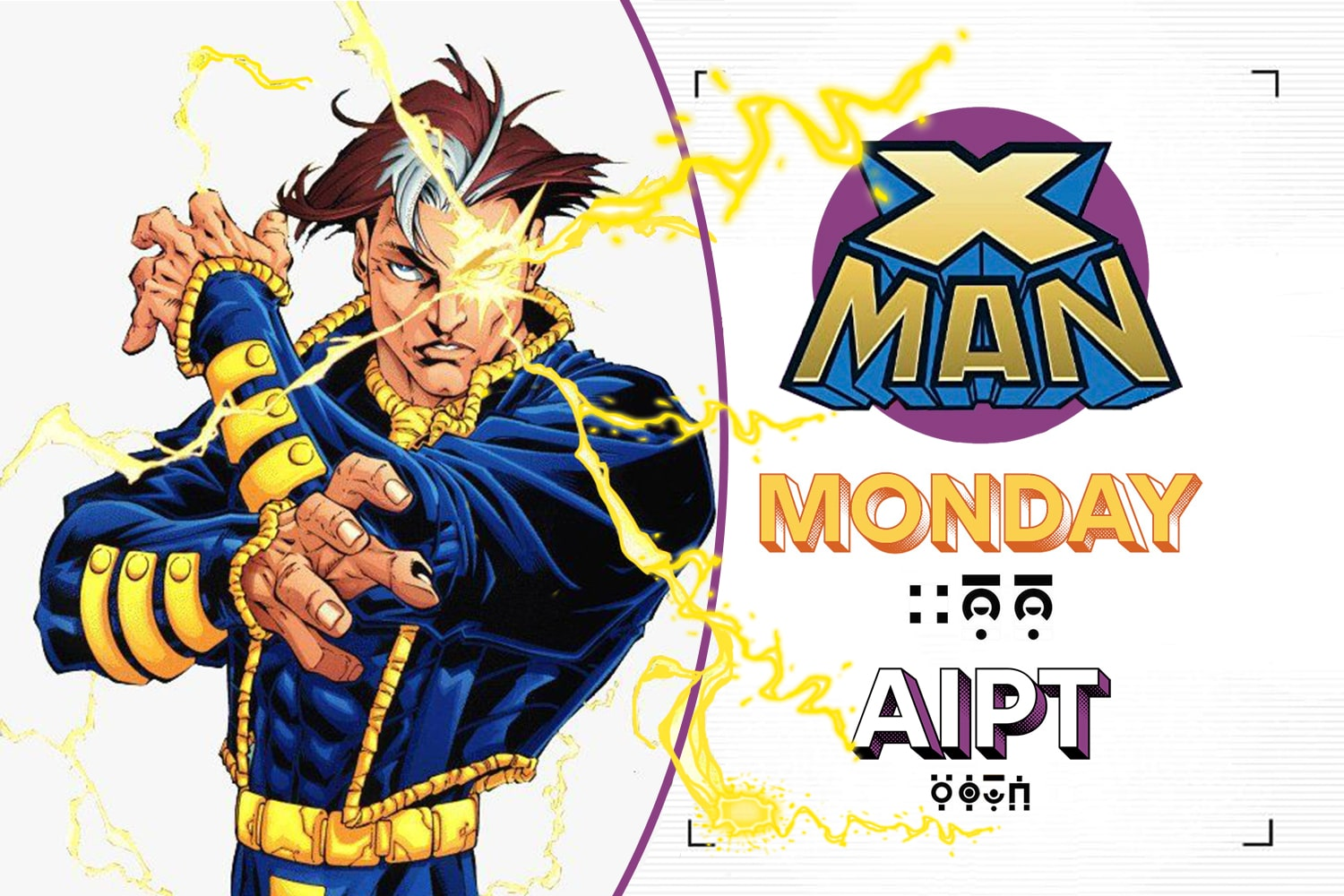 X-Men Monday #56 - X-Man Monday with Lonnie Nadler and Zac Thompson