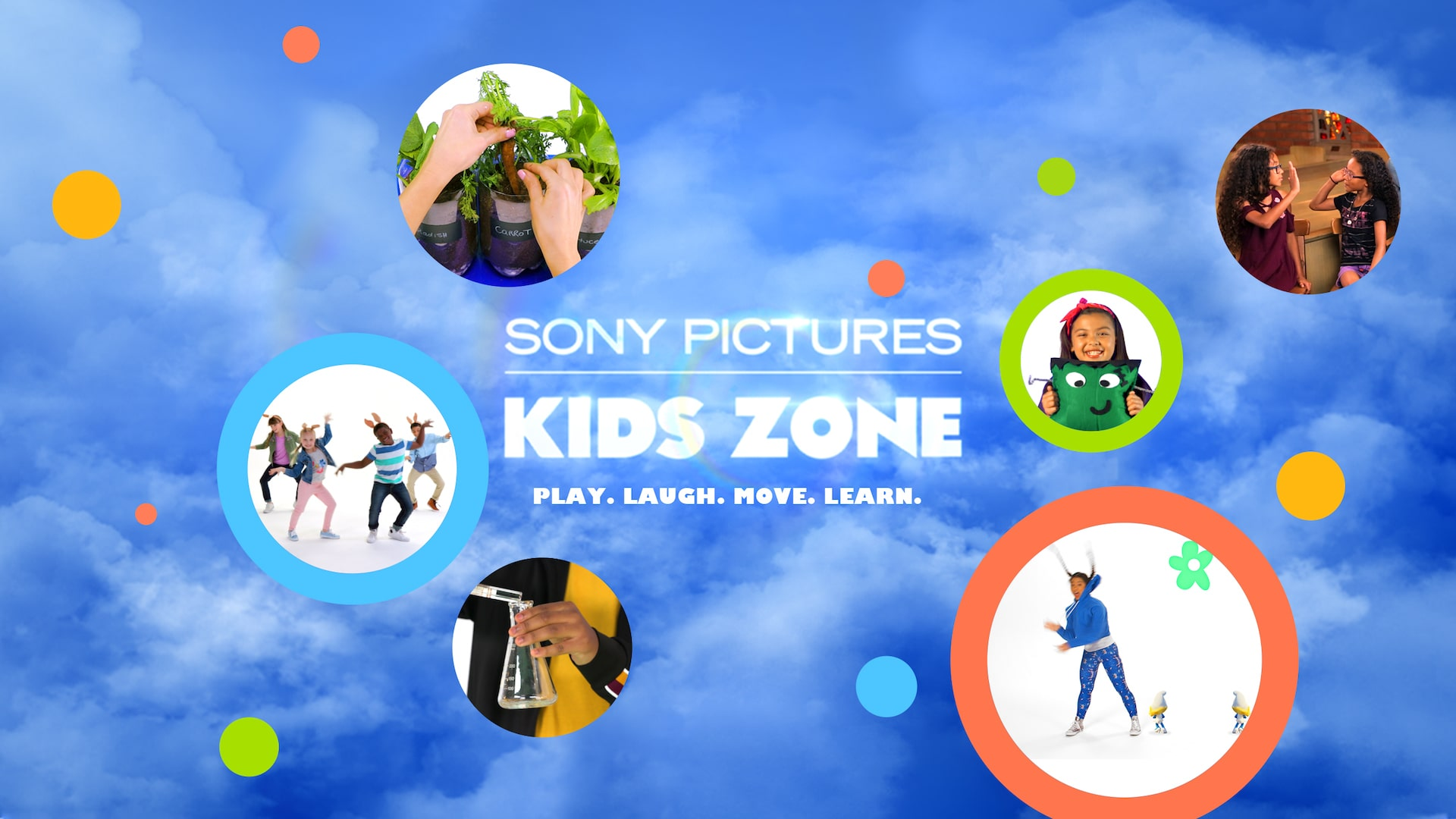 Sony Pictures Entertainment launching interactive family activity YouTube channel
