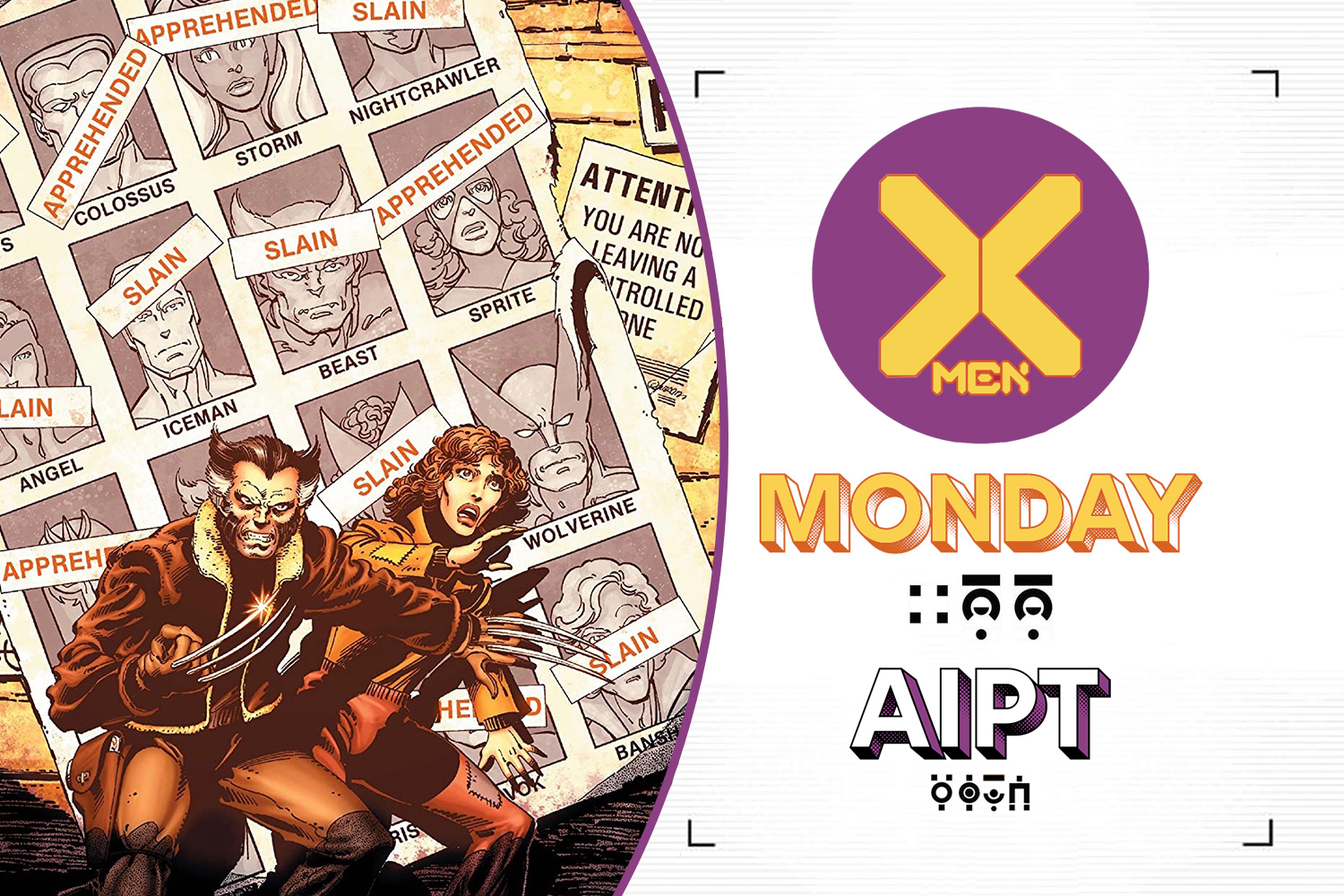 X-Men Monday #54 - Alternate Universe X-Men Stories