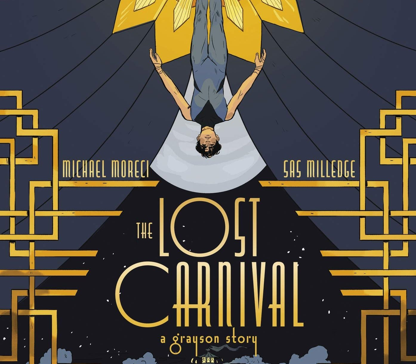'The Lost Carnival' TPB review