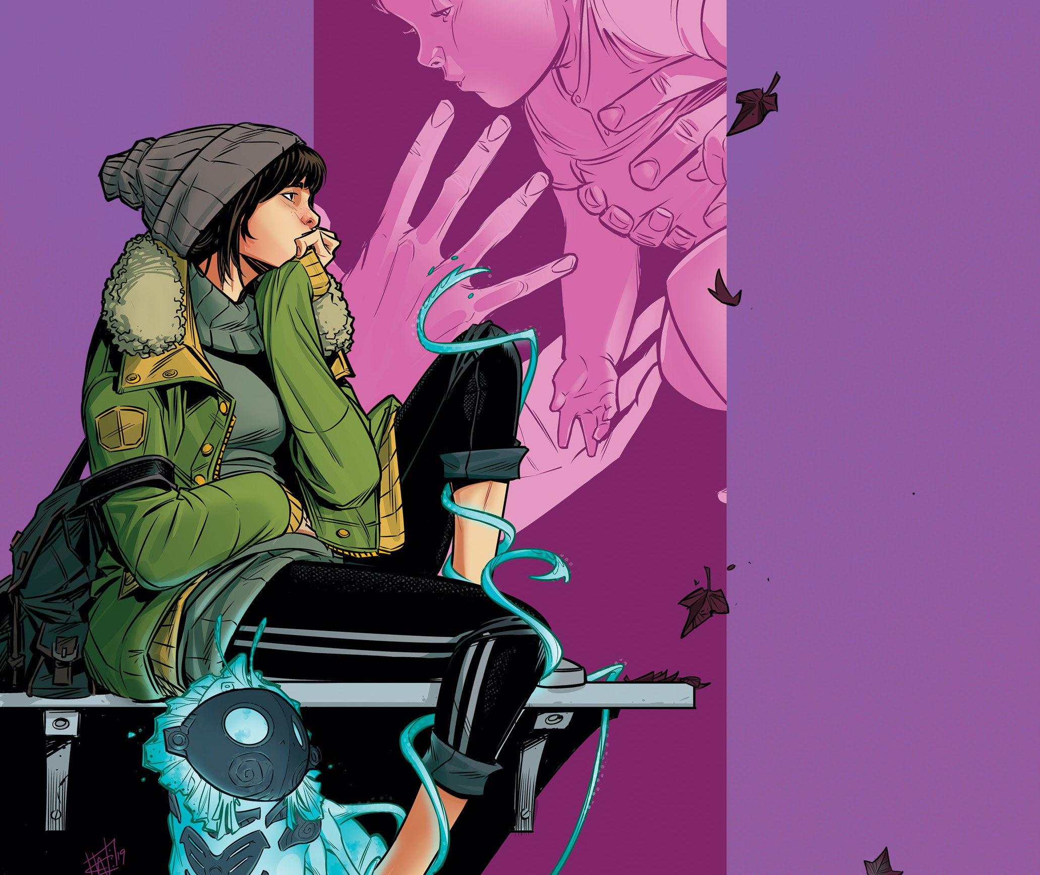 'Alienated' #3 review