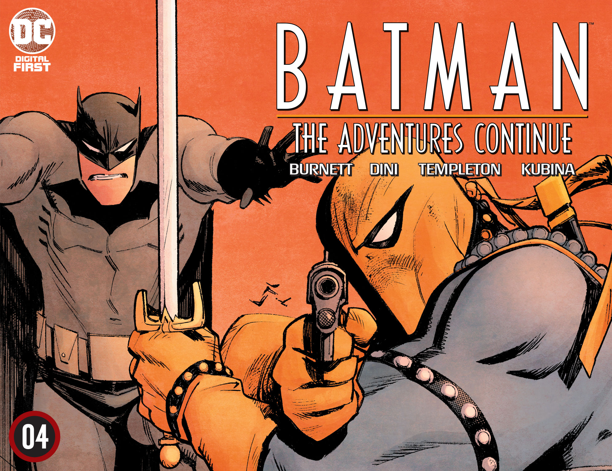 DC Preview: Batman: The Adventures Continue Chapter Four