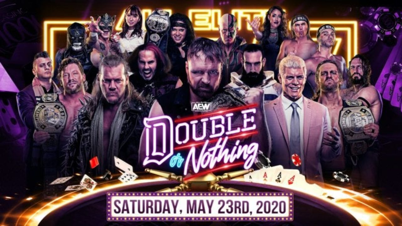AEW Double or Nothing 2020