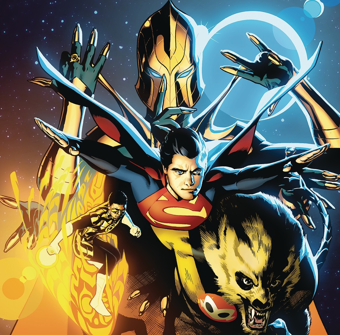 DC Preview: Legion of Super-Heroes#6 - out June 9
